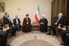 """Iran to continue its role in resolving regional problems, promoting interaction"""