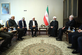 PMF has key role in Iraq's stability, culture, solidarity: Iran President