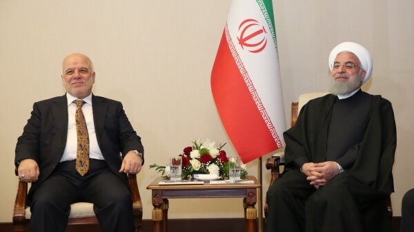 Iran, Iraq play key role in region: Rouhani