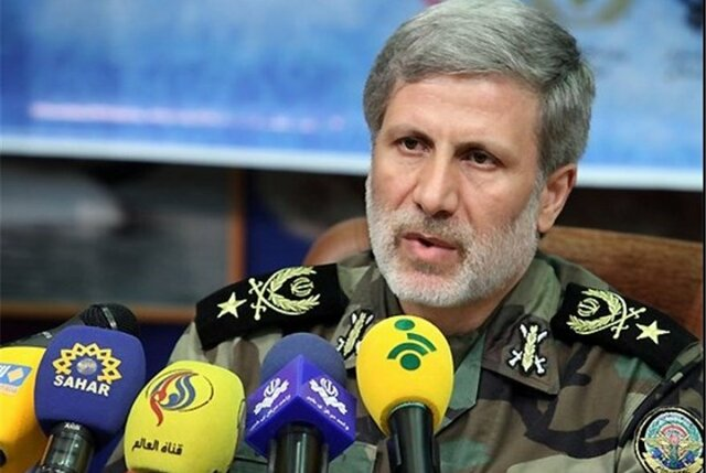 """Iran's Defense Minister to announce """"very good news"""" on Aug 22"""