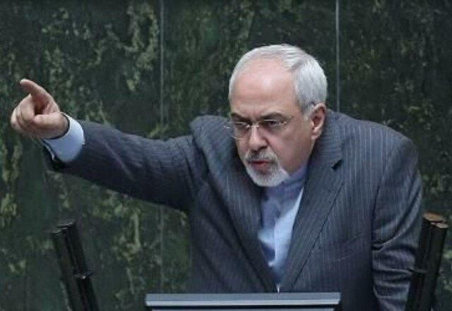 FM Zarif says time to drain the swamp?