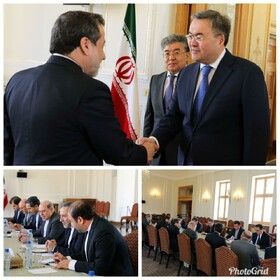 16th round of Iran-Kazakhstan political consultations held in Tehran