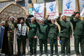Iranian clerics gather to support IRGC