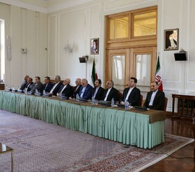 Iranian Foreign Ministry holds ceremony to introduce new directors