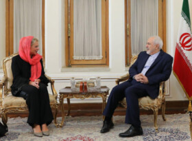 Iran's FM meets UN special envoy in Iraq's affairs