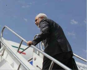 FM Zarif departs for New York