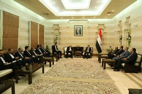 Iran FM, Syrian PM discuss regional issues
