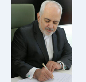 Zarif sends letter to Lebanon FM over US hostilities against Iran