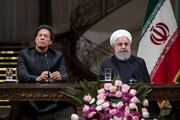 Tehran, Islamabad believe regional issues must be resolved through dialogue: Rouhani