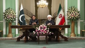 Iran, Pakistan to form joint rapid reaction force: President Rouhani