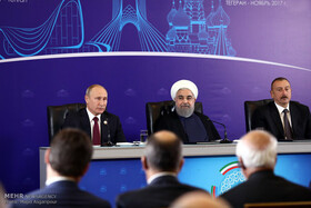Iran-Russia-Azerbaijan summit to be held by end of 2019