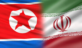 North Korean political delegation en route to Iran
