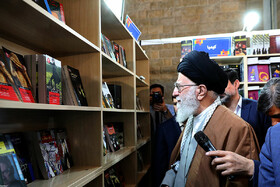 Iran's Leader makes visit to TIBF