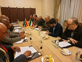 Iran says South Africa never influenced by US' false propaganda