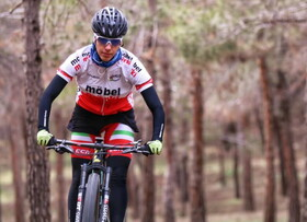 Iran gets 1st medal at 2020 Asian Mountain Bike Continental Championships