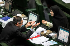 Public session of Iran's Parliamnet, Tehran, Iran, May 12, 2019.