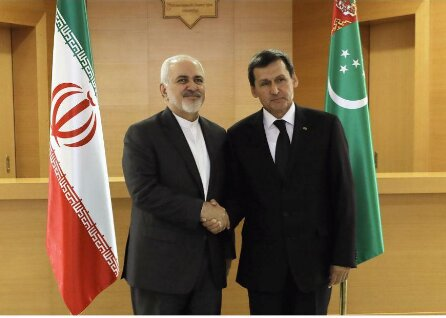 Iran's communalities with Turkmenistan more than neighborliness: Zarif