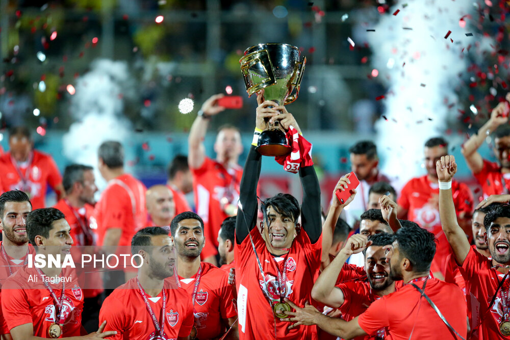 414d41420 ... Persepolis FC claims championship of Persian Gulf Pro League