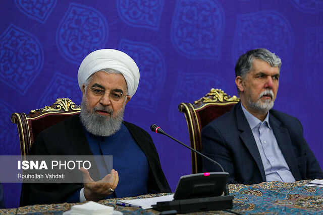We'll never yield to enemies' bullying behavior: President Rouhani