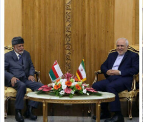 FM Zarif, Omani counterpart meet in Tehran