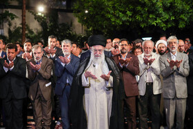 Poets meet Iran's Supreme Leader