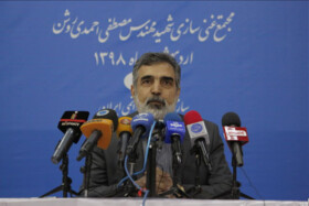 Iran quadruples production of enriched uranium in Natanz: AEOI spokesman