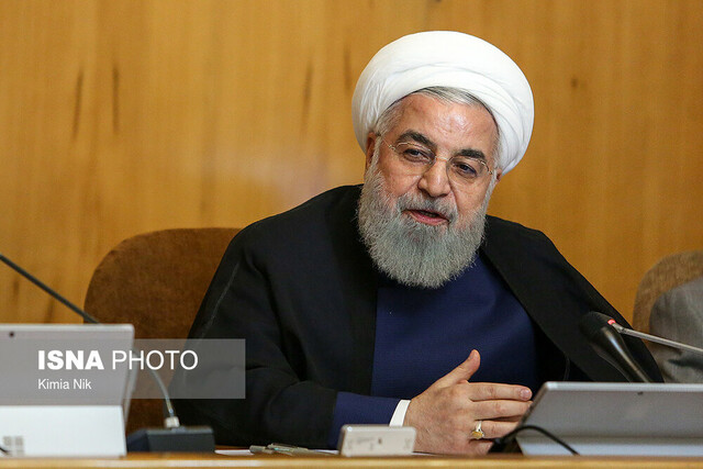 President Rouhani calls for developing tourism