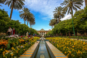 Magnificent Qavam House, Shiraz, Iran, June 1, 2019.
