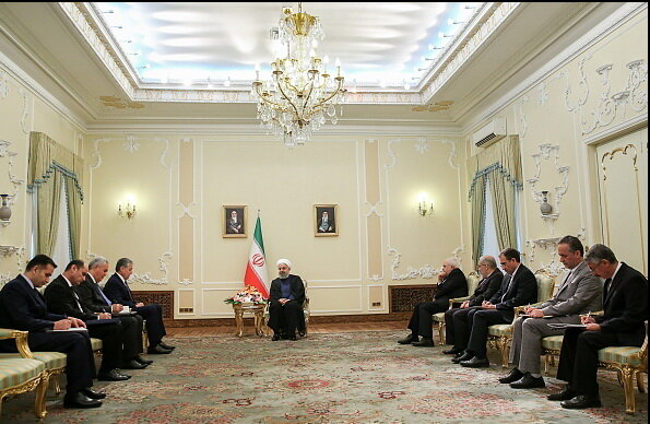 Tehran-Dushanbe ties should further deepen to serve both nations' interests: Rouhani