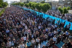 Offering Eid al-Fitr Prayers, Kermanshah, Iran, June 5, 2019.