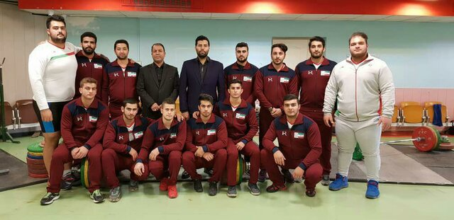 Iranian weightlifters win 2019 Junior World Championships