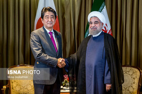 President Rouhani to host Japanese PM on Wednesday