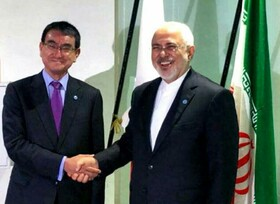 Iran, Japan FMs to hold talks in Tehran