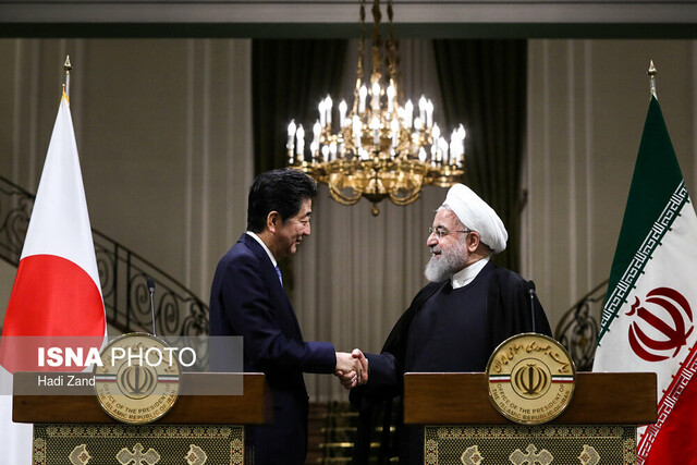 Iran's Rouhani, Japan's Abe to meet at U.N. General Assembly