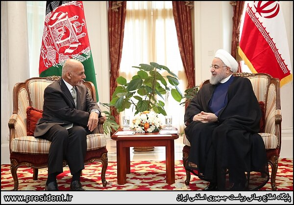 Tehran to do its best for strengthening stability in Afghanistan: President Rouhani