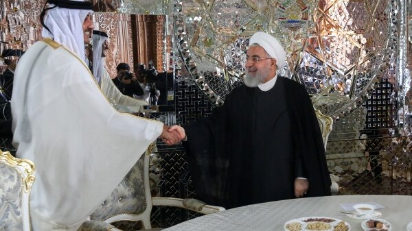 Bilateral, multilateral cooperation the only way to settle discords: President Rouhani