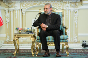 Larijani hails Iran's role in fighting terrorism, establishing security in region