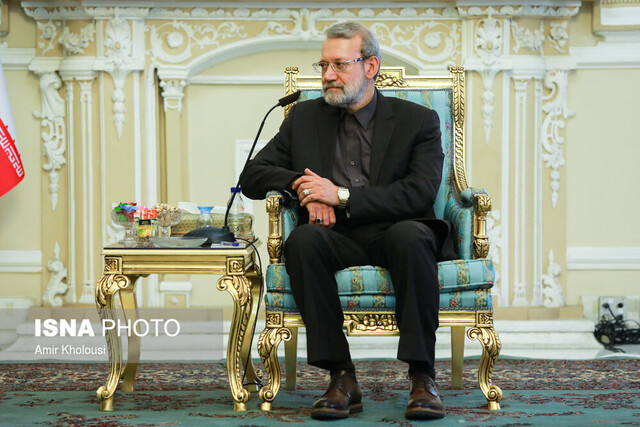 Iran seeking expansion of its cooperation with world's countries: Larijani