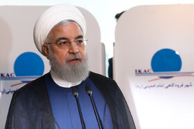 Iranian nation to win war of willpower: President Rouhani