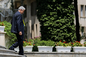 """Iran's Minister of Science, Research and Technology Mansour Gholami is seen on the sidelines of Iran's weekly cabinet session, Tehran, Iran, June 19, 2019. Speaking in a cabinet session on Wednesday, Dr Hassan Rouhani said, """"The United States' actions against the Iranian nation is not sanction, but economic terrorism and crime against humanity""""."""