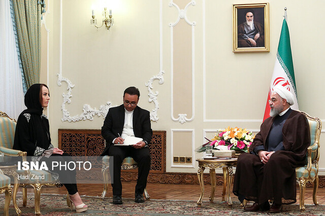 Reducing tensions, preventing any conflict fixed approaches of Iran: Rouhani