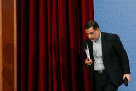 """Iran's Justice Minister Alireza Avayi is present at the national conference of Iran's Judiciary, Tehran, Iran, June 25, 2019. Speaking on Tuesday morning at the national conference of Iran's Judiciary, Judiciary Chief Ebrahim Raeisi said, """"We appreciate the valuable services of all individuals who put in effort in Iran's Judicial system during the 40-year history of Islamic Republic of Iran""""."""