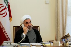 US administration key factor for regional tensions: President Rouhani