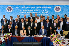 APA's political committee holds meeting in Isfahan, Iran