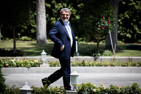 """Iran's Interior Minister Abdolreza Rahmani Fazli is seen on the sidelines of Iran's weekly cabinet session, Tehran, Iran, June 26, 2019. Speaking on Wednesday at Iran's weekly cabinet session, Mr Rouhani congratulated national week of Iran's Judiciary and said, """"The way to reach security, freedom, welfare and Iran's honour is following the path of Islam, Imam Ali (PBUH), Imam Khomeini and Doctor Beheshti and all of us should put in extra effort for serving people""""."""