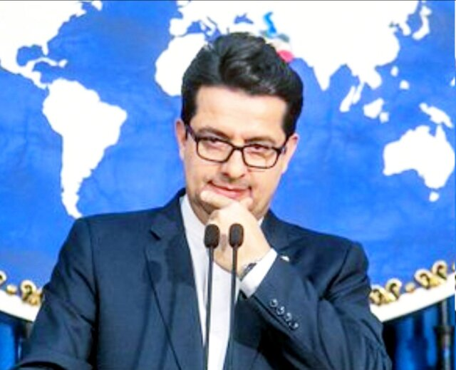 Iran responding to pressure with resistance: Foreign Ministry spokesman