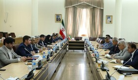 Iran, Iraq hold 2nd joint meeting of coordination on Arvand Rud