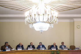 Iran's weekly cabinet session, Tehran, Iran, July 3, 2019.