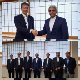 Iran, Japan hold legal consultations in Tokyo