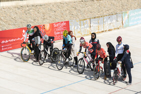 Iran women's national cycling championships, Tehran, Iran, July 11, 2019.